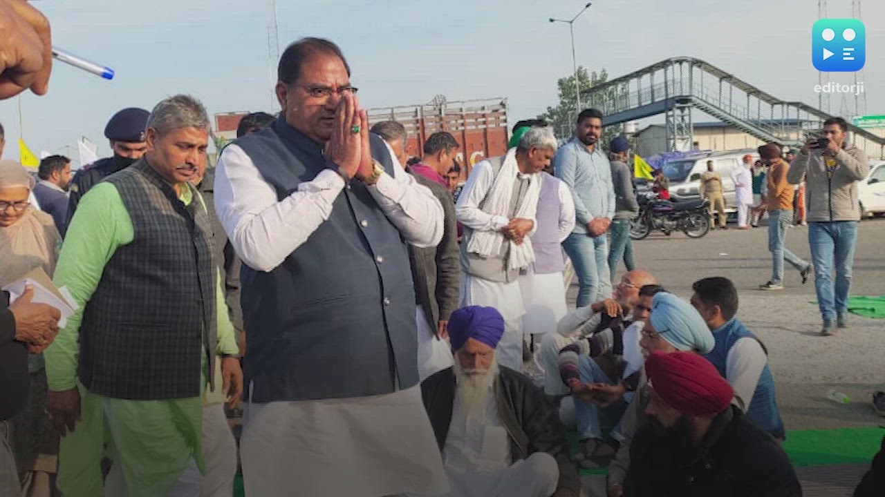 Lone INLD MLA quits Haryana Assembly over farm laws