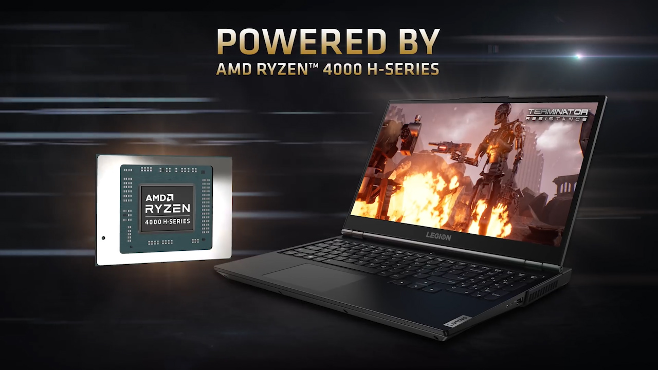 Lenovo Legion 5 with AMD Ryzen 4000H CPUs launched in India