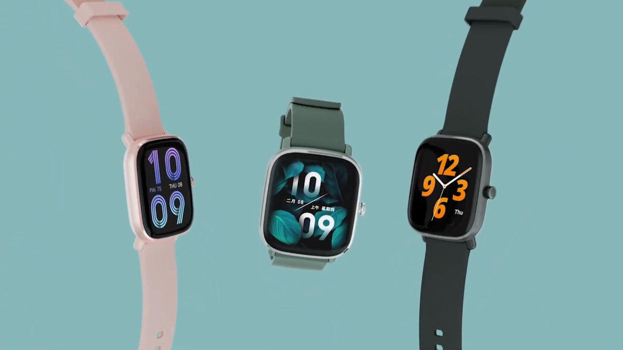 Amazfit GTS 2 mini smartwatch launched
