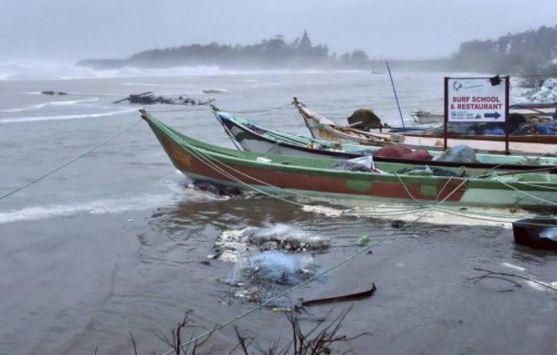Days after braving Nivar, TN braces for Cyclone Burevi