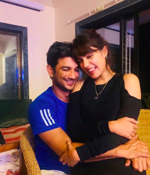 Sushant & Rhea top Yahoo's most searched celebrities of 2020 list