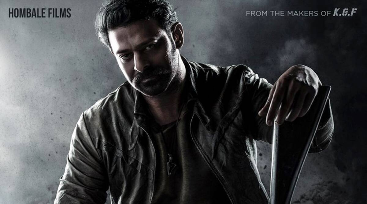 Salaar: first look of Prabhas new project is here!