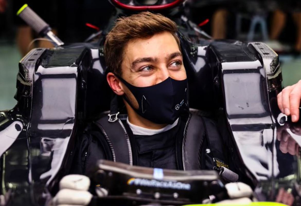 George Russell to replace Hamilton at Mercedes for Sakhir GP