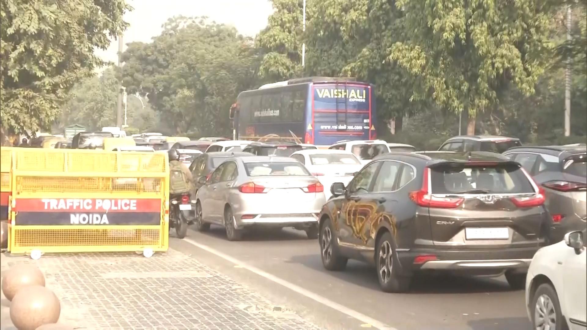 Most Delhi borders closed due to farm protests