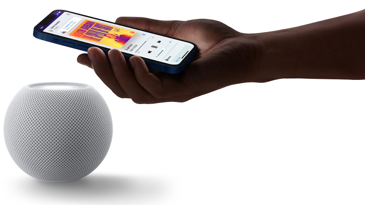 HomePod mini gets new ultra-wideband features