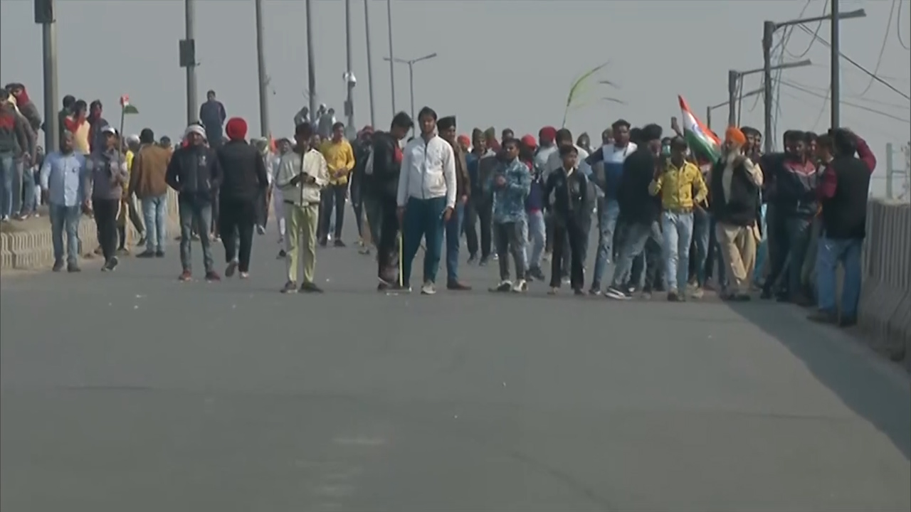 Kisan Parade: FIR against 2,200 in Palwal, Section 144 in Faridabad
