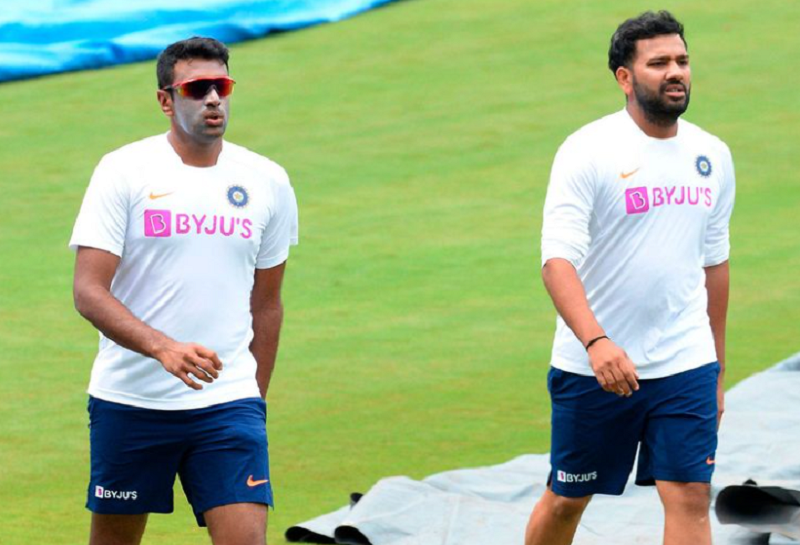 ICC Test rankings: Rohit breaks into top 10, Ashwin jumps up