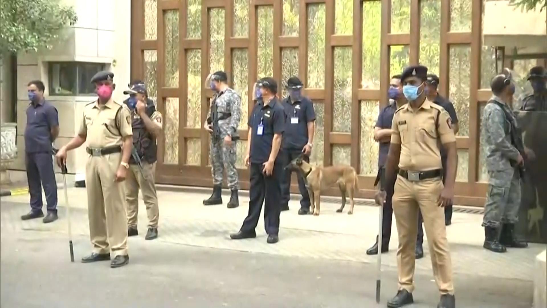 Ambani bomb scare case: Jaish-ul-Hind claims responsibility