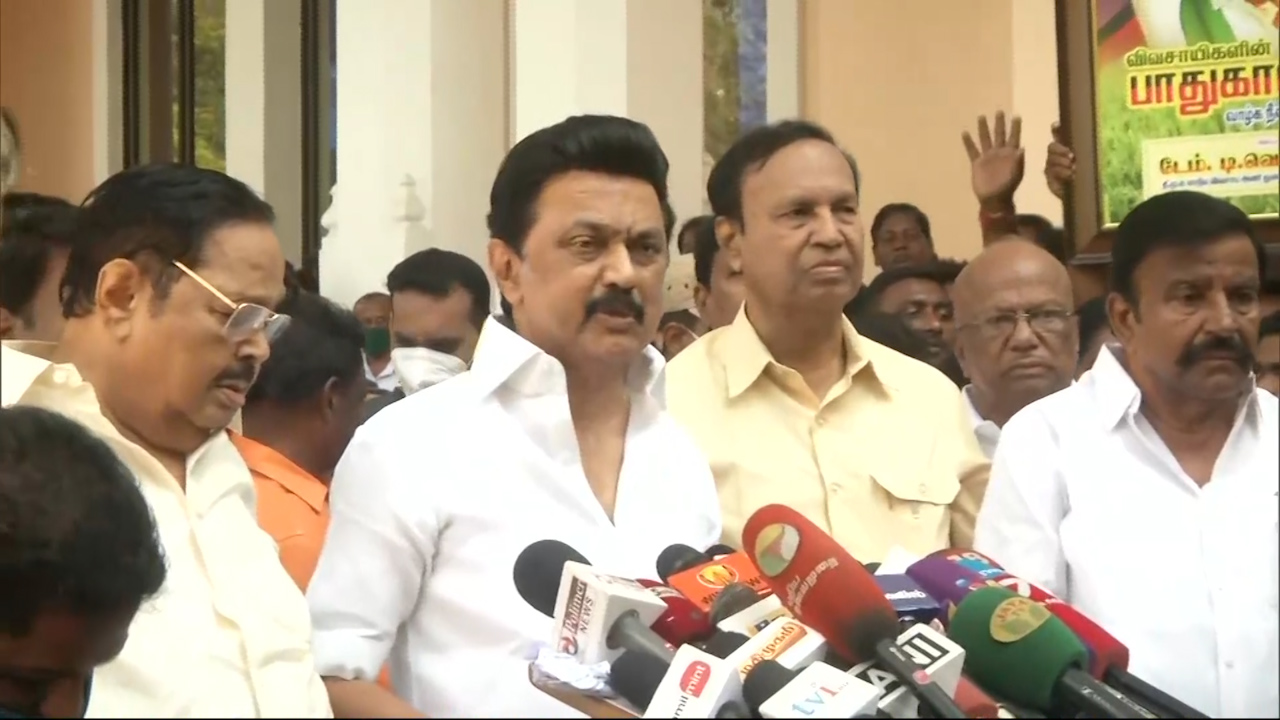 BJP siding with corrupt AIADMK: Stalin hits out Amit Shah