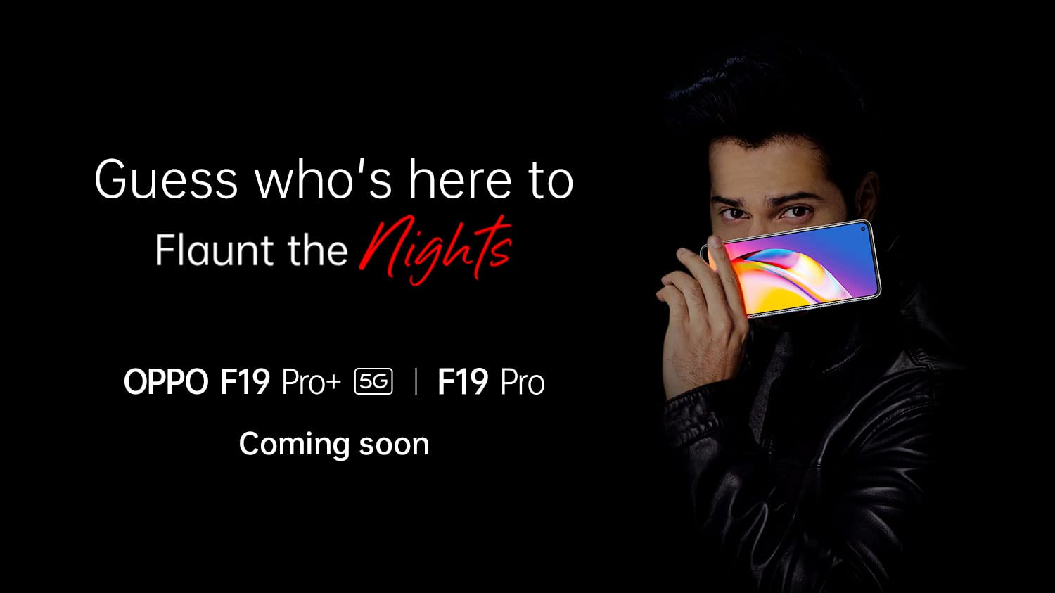 Oppo teases F19 Pro+ 5G, F19 Pro launch in India