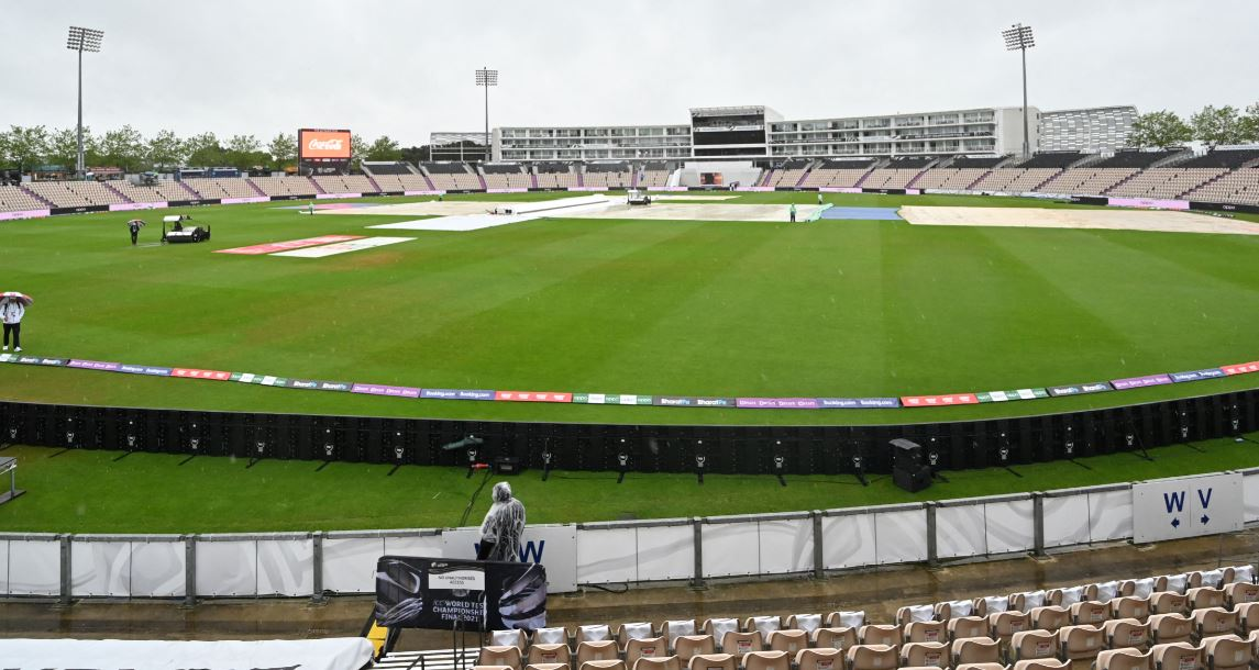 More Rain! Day 4 of the World Test Championship final delayed