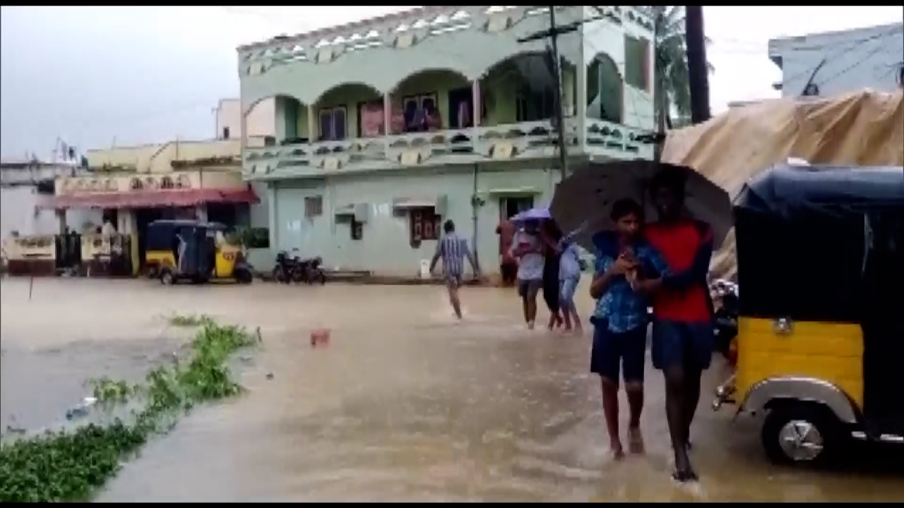Cyclone Gulab triggers 24-hour rainfall in Vizag, breaks cyclone Kyaars record